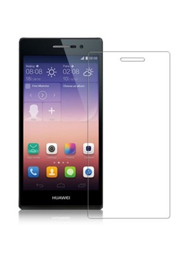 HUAWEİ P7 Tempered Glass Çizilmez Cam Ekran Koruyucu -Screen Guard